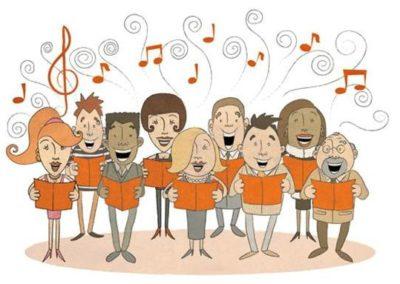 Concert chorales d'Octodure