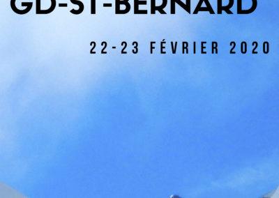 Week-end au Gd-St-Bernard