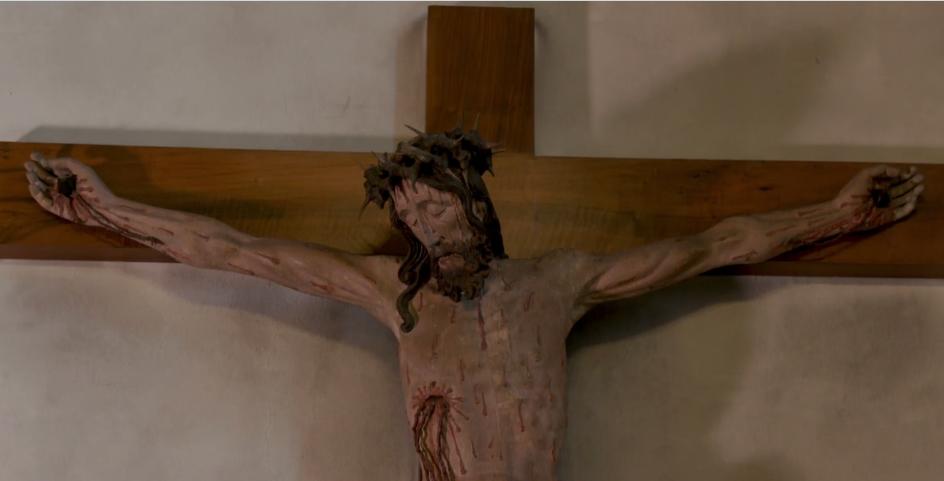 Le grand crucifix historique de 1480